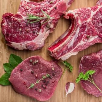 Cassetta di carne bovina tagli misti 5 kg